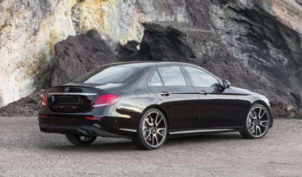 Back Mercedes E