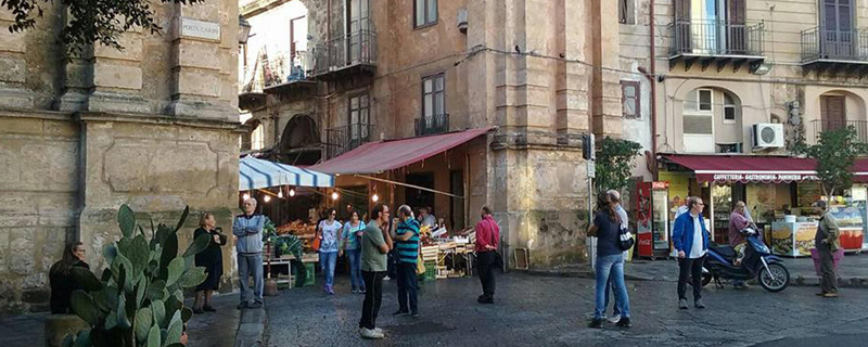 Palermo walking tours